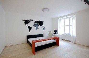 Квартира 1+кк 79м2 центр