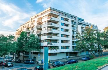 Квартира 1+кк 34м2 с балконом