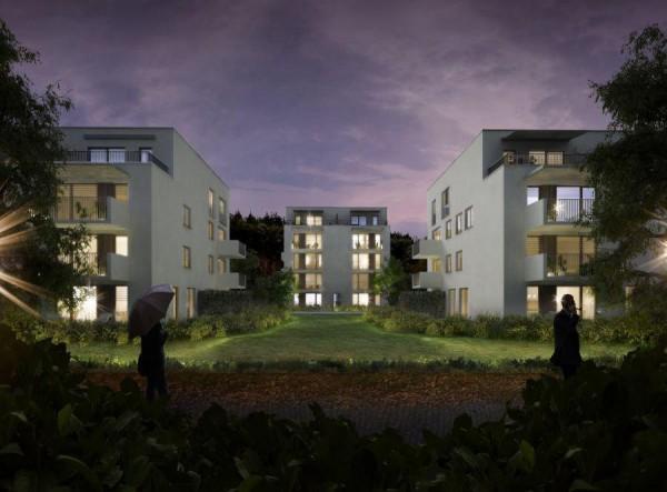 Квартира 2+кк 57м2 с балконом
