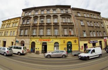 Отличная инвестиция в готовый бизнес - доходный дом в центре Праги