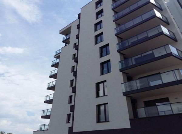 Квартира 2+кк 56м2 в резиденции «На Острове»
